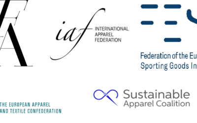 FESI supports joint industry Manifesto for circular economy in textiles