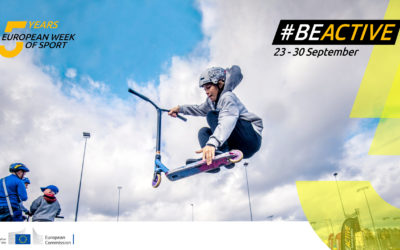 FESI is calling on everyone – regardless of age or background – to be active! FESI is backing the Europe-wide #BeActive campaign which promotes sport and exercise for healthier living.