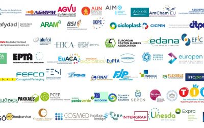 FESI co-signs a joint industry letter for an EU approach to packaging waste labelling